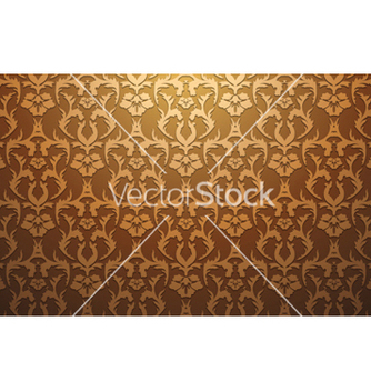 Free vintage floral seamless pattern vector - Kostenloses vector #246159