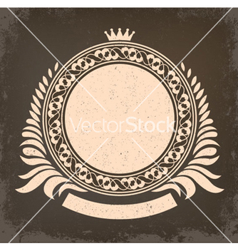 Free retro label vector - бесплатный vector #246339
