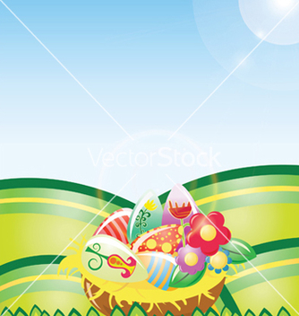 Free spring background vector - Free vector #248089