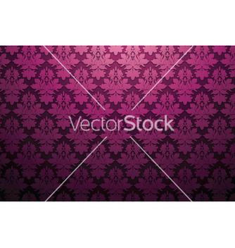 Free damask web banner vector - Free vector #248949