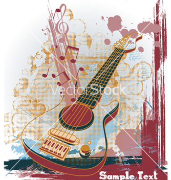 Free music background vector - vector #249559 gratis