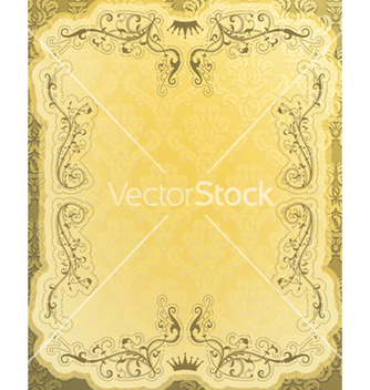 Free elegant vintage background vector - Free vector #249579