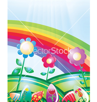 Free spring background vector - Kostenloses vector #250199