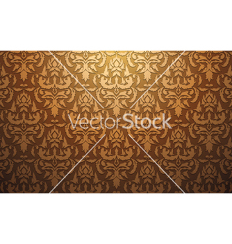 Free vintage floral seamless pattern vector - Kostenloses vector #250429