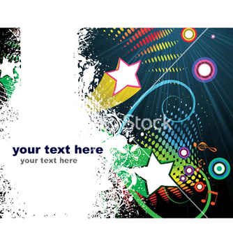 Free disco background vector - Free vector #250629