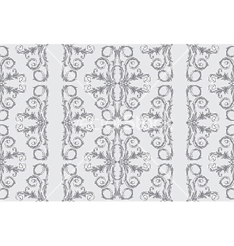 Free floral seamless pattern vector - Free vector #251599