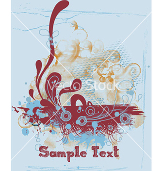 Free grunge background vector - Free vector #251869