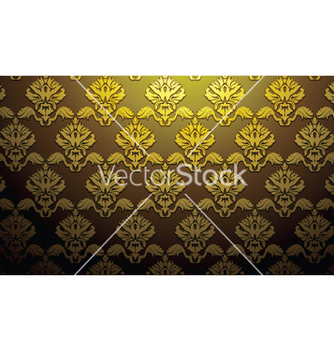 Free damask web banner vector - Free vector #252149