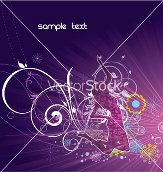 Free abstract background vector - Free vector #252889