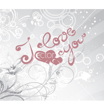 Free valentine day background vector - Kostenloses vector #254359