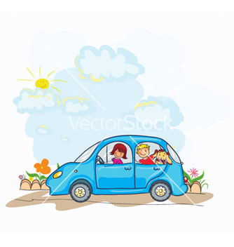 Free cartoon background vector - Free vector #258939