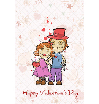 Free valentines day background vector - Kostenloses vector #260669