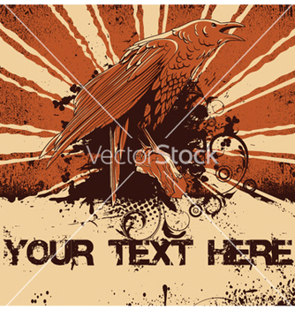 Free vintage poster vector - Free vector #261009