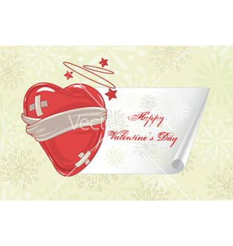 Free valentines day background vector - Free vector #262139
