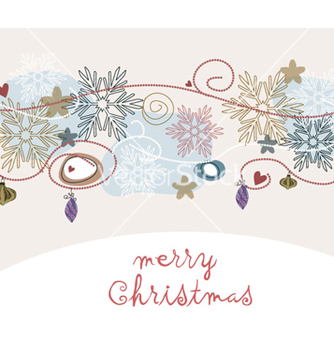 Free winter background vector - Kostenloses vector #262239