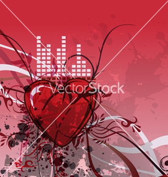 Free abstract grunge background vector - Free vector #262399