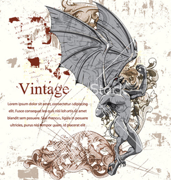 Free vintage background vector - Free vector #262509