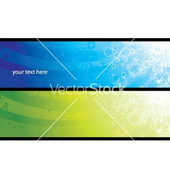 Free web banners vector - Kostenloses vector #263649