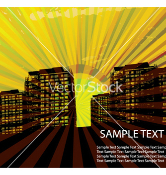 Free grunge urban vector - Free vector #264019
