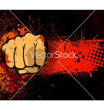 Free grunge urban poster vector - Free vector #264069