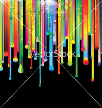Free colorful abstract background vector - Kostenloses vector #264959