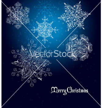 Free christmas greeting card vector - бесплатный vector #265839