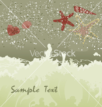 Free summer background vector - Free vector #265859