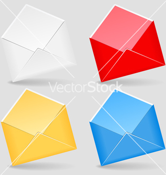 Free envelopes vector - бесплатный vector #266629