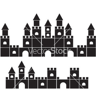 Free palace icon vector - бесплатный vector #266839