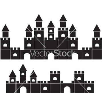 Free palace icon vector - Free vector #266839