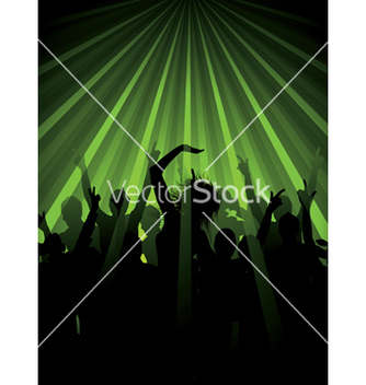 Free musical background vector - vector gratuit #266869