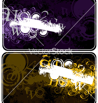 Free decorative compositions with figures vector - Free vector #266939