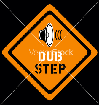 Free dubstep sign vector - vector gratuit #267149