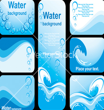 Free water background image vector - Kostenloses vector #267929