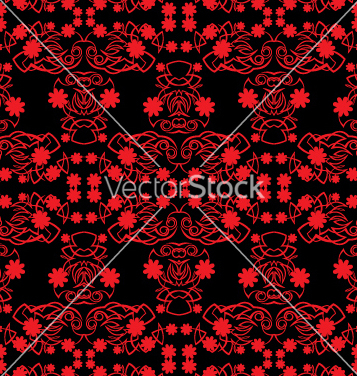 Free seamless background vector - Free vector #268359