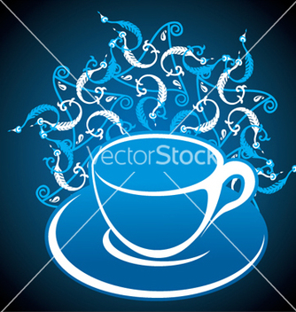 Free coffee vector - vector gratuit #268459