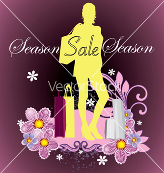 Free season sale vector - Free vector #268529