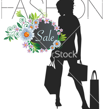 Free fashion sale vector - бесплатный vector #268549