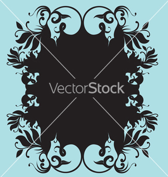Free floral elements vector - Free vector #268669