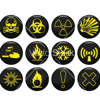 Free hazard icon vector - бесплатный vector #268799