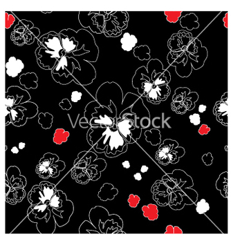 Free ornament wallpaer vector - бесплатный vector #268809