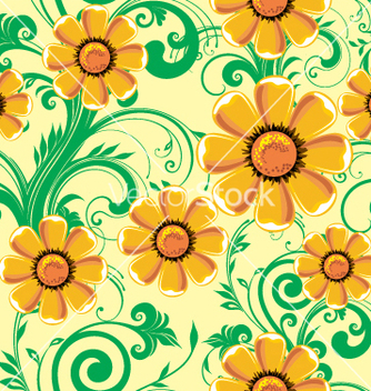 Free seamless pattern vector - vector gratuit #269039