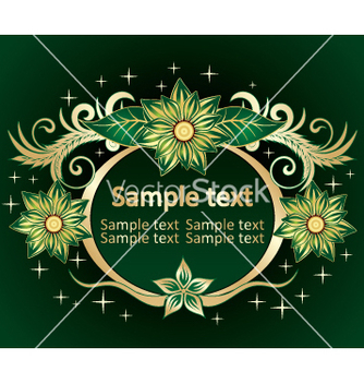 Free royal floral vector - бесплатный vector #269269