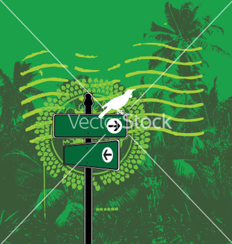 Free jungle mail vector - бесплатный vector #269449