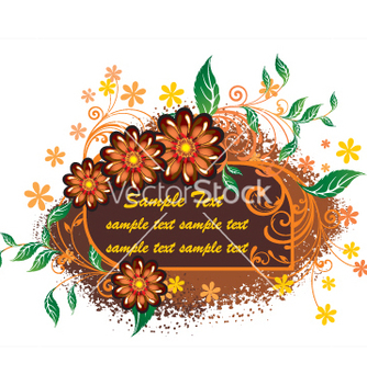 Free floral vector - Free vector #269699