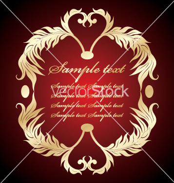Vector floral royal gratuit - vector gratuit #269789