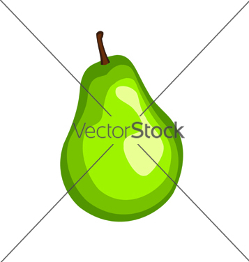 Free pear vector - Free vector #269879