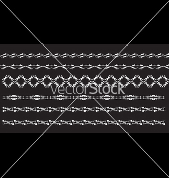 Free chain elements vector - vector #270039 gratis