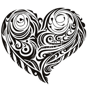 Free heart vector - Free vector #270089