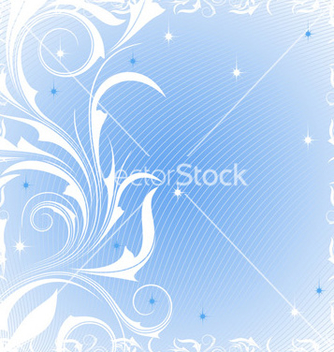 Free frosty patterns vector - vector #270139 gratis